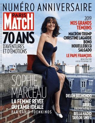 Advertise in Paris Match Magazine