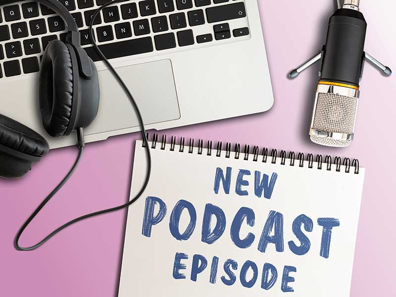 Création podcast entreprise