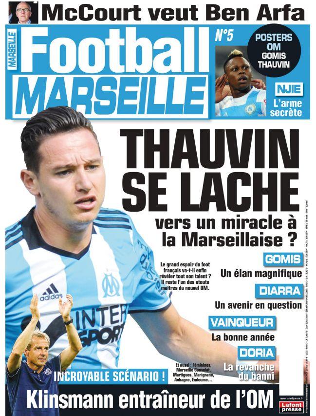 Football Marseille