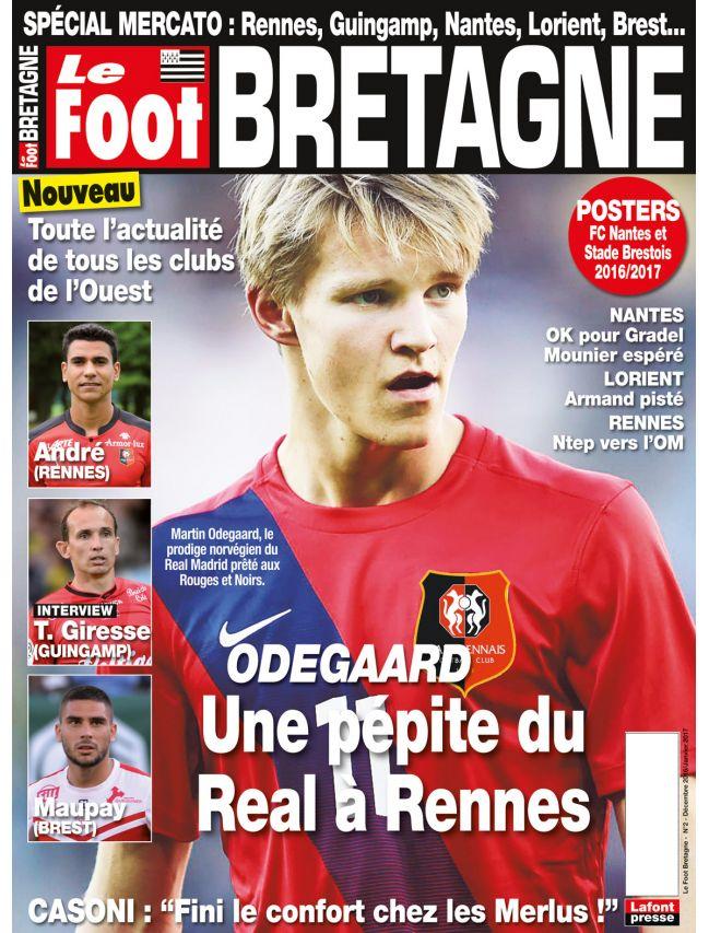 Football Bretagne