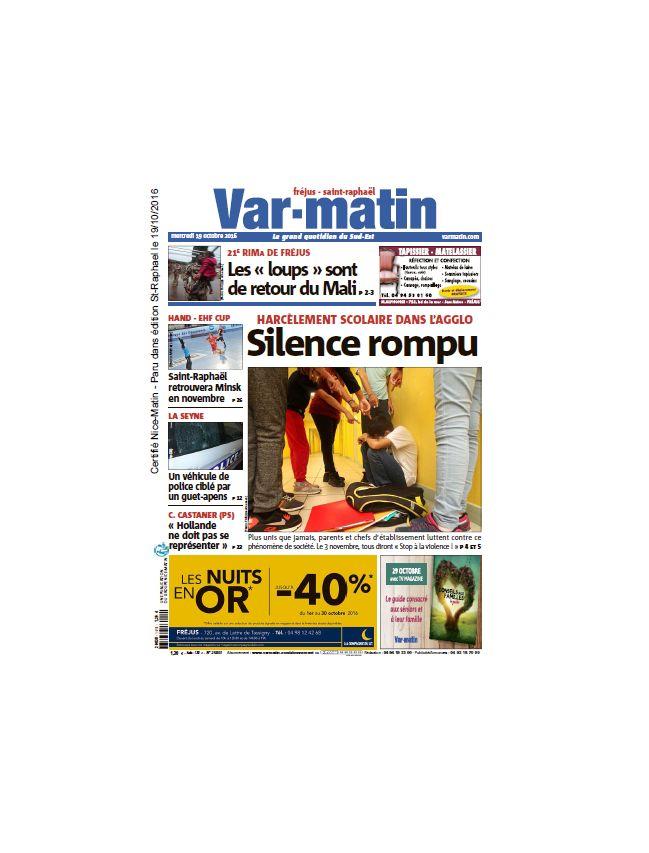 Var Matin - Edition Var Est
