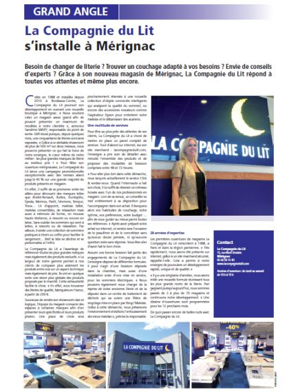Sud Ouest pages Arcachon - Page grand angle