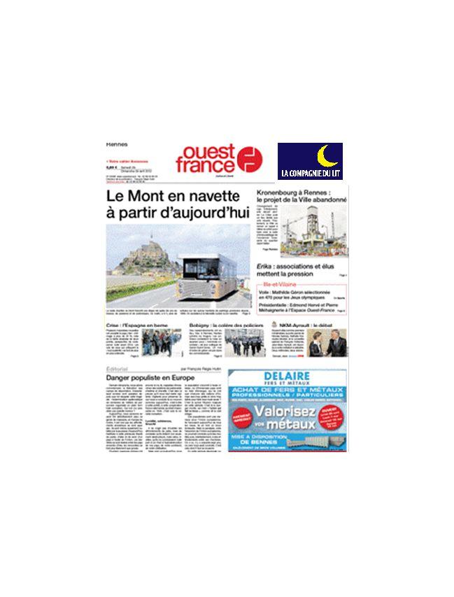 Ouest France - Edition Vendée