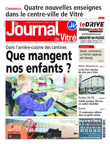 Le Journal de Vitré