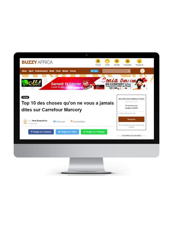 BuzzyAfrica.com