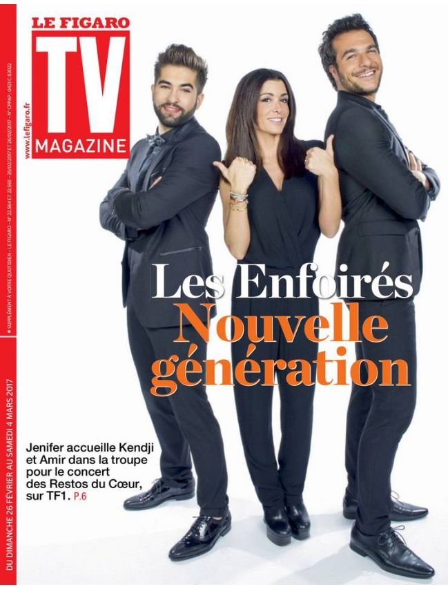 Le Parisien TV Magazine