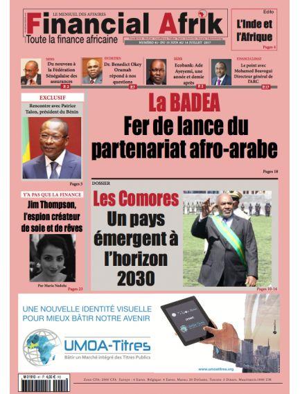 Financial Afrik - Africa