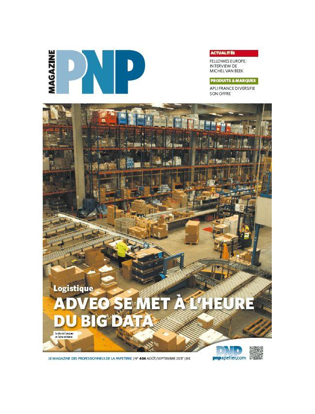 Profession Nouveau Papetier (PNP) Magazine