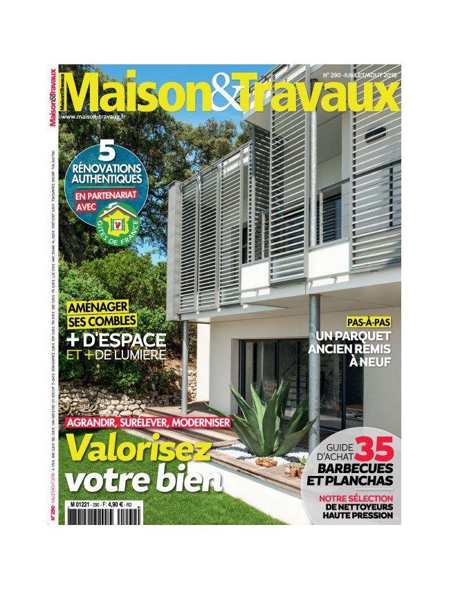 Maison & Travaux