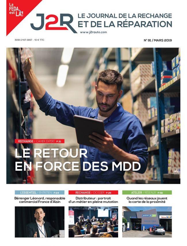 J2R - JOURNAL DE LA RECHANGE ET DE LA...