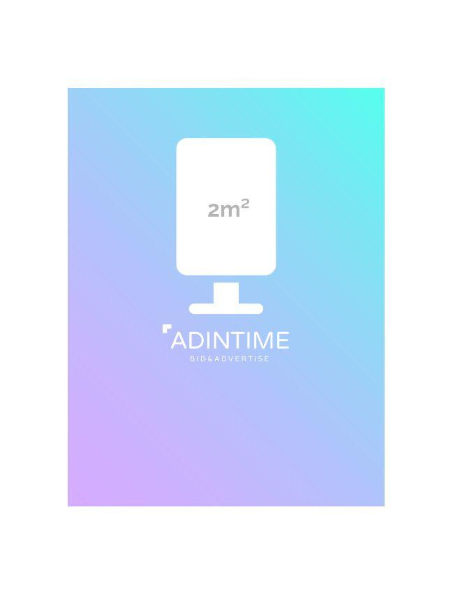 Affichage 2m² - Eysines (25 faces)