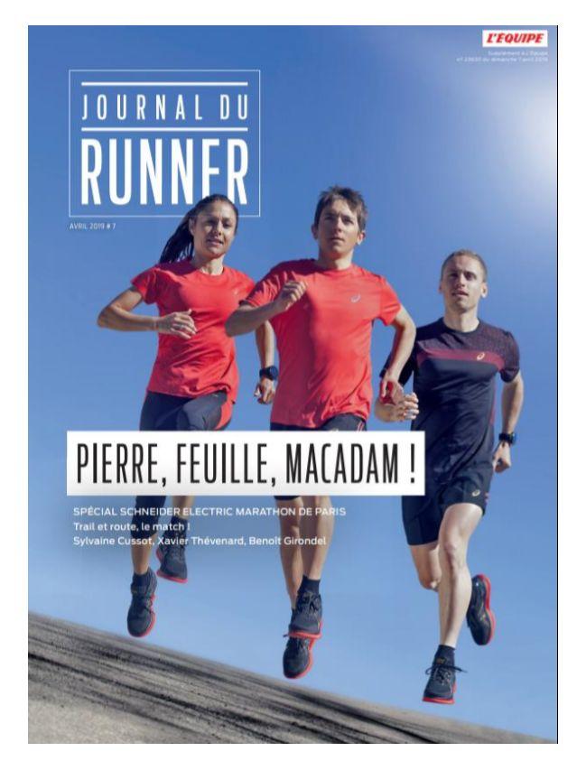 Journal du Runner