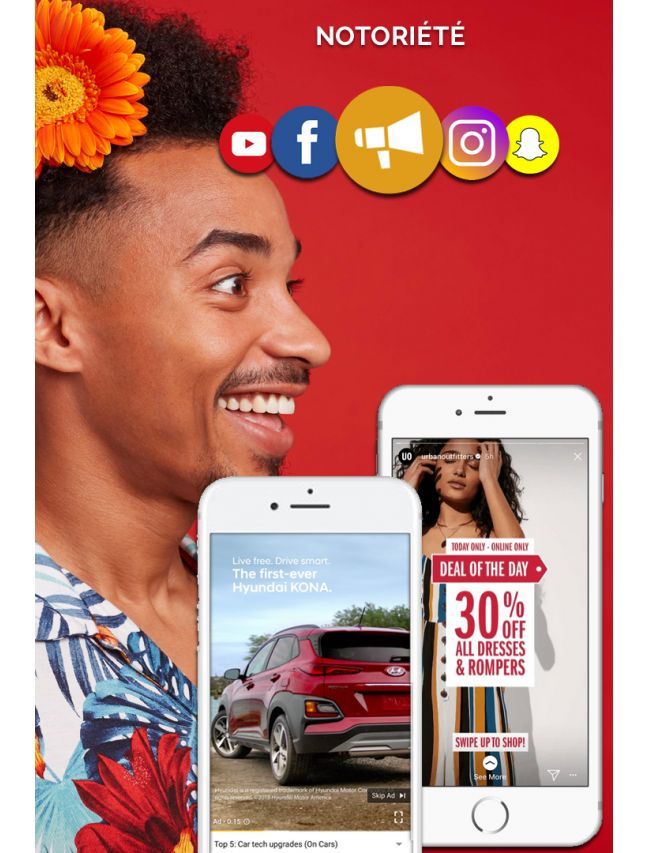 Social Media Campaign :  Awareness