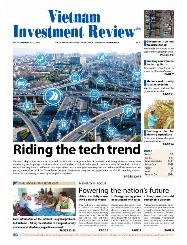 Vietnam Investement Review