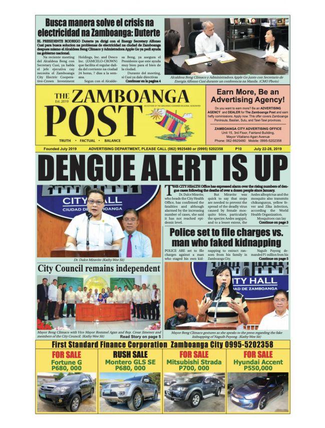 The Zamboanga Post
