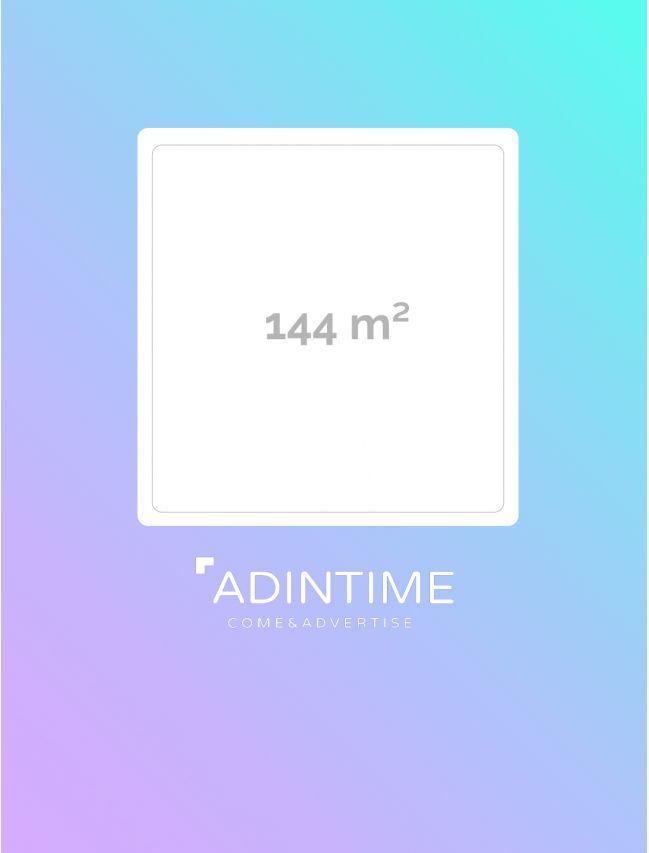 OOH 144M² : Lafayette Antin