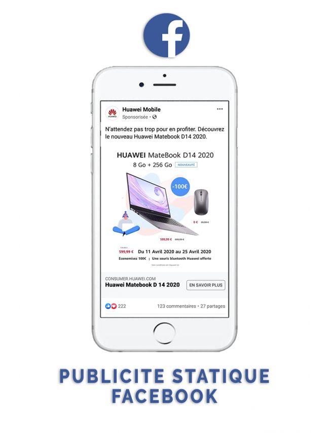 Facebook Statique
