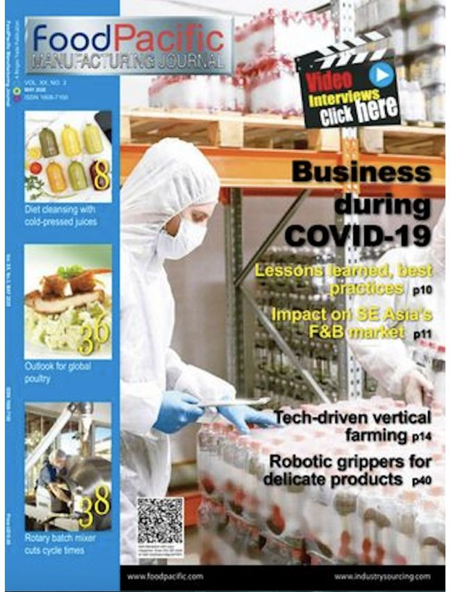 FoodPacific Manufacturing Journal