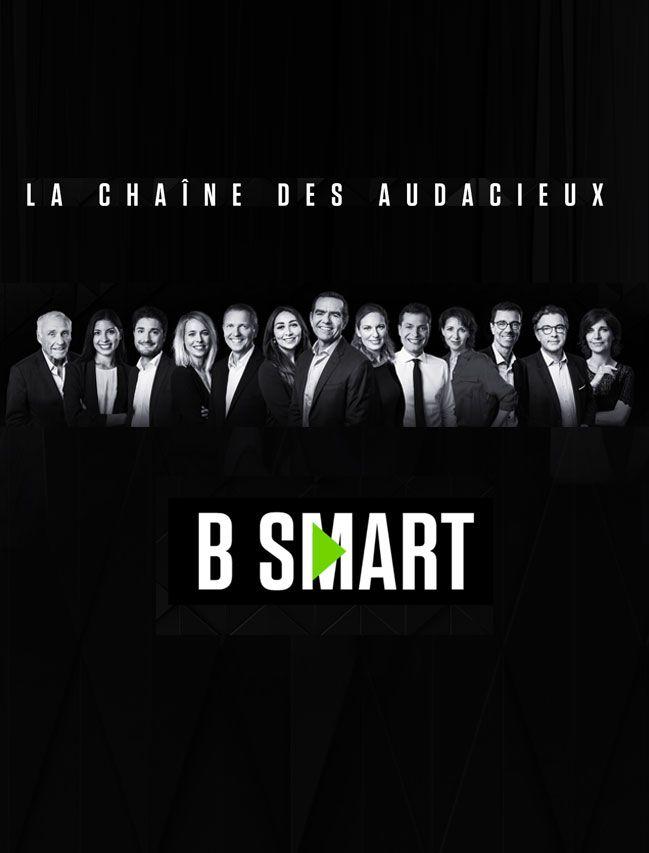 B SMART - Publicité TV classique