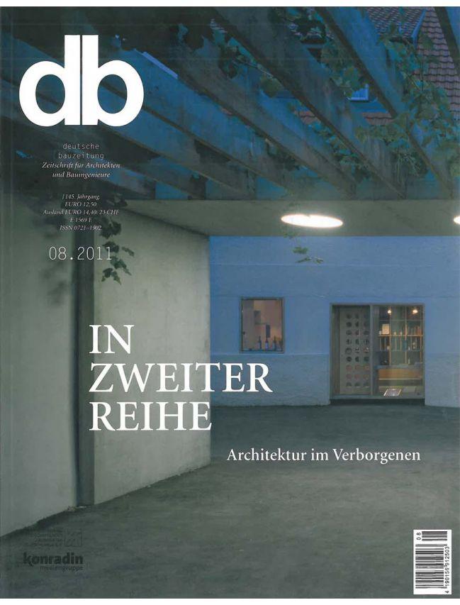 deutsche bauzeitung (db)