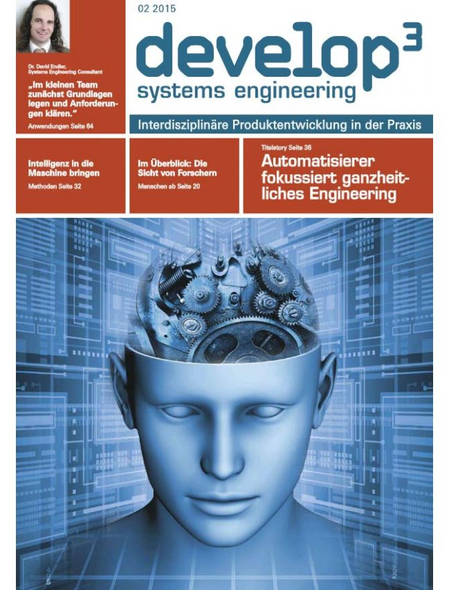 develop³ systems engineering