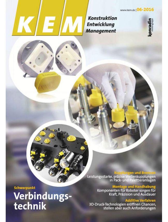 Konstruktion Entwicklung Management (KEM)