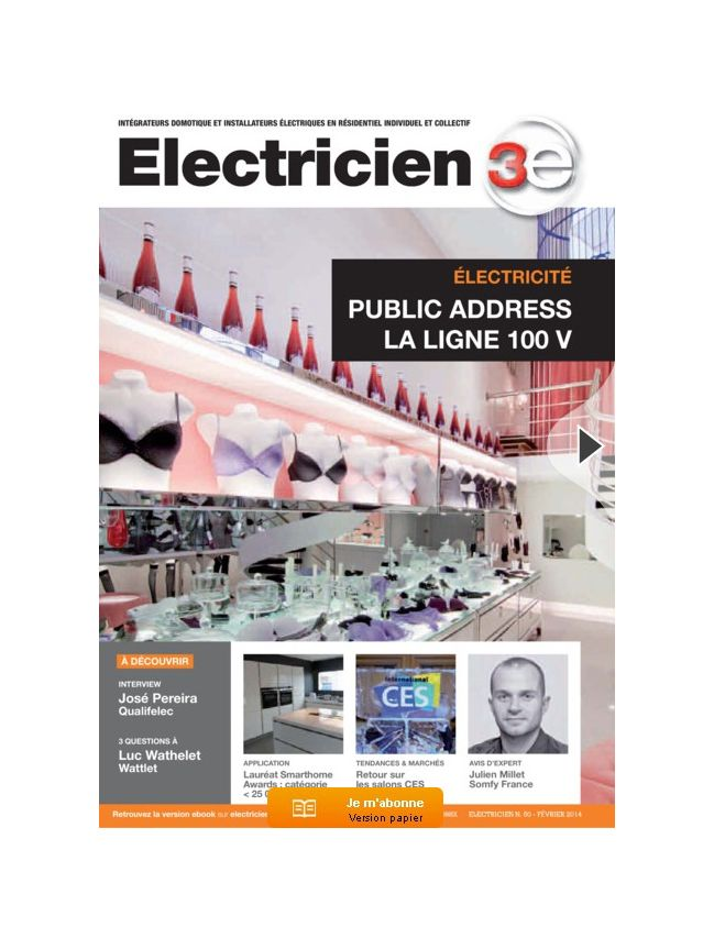 Electricien+
