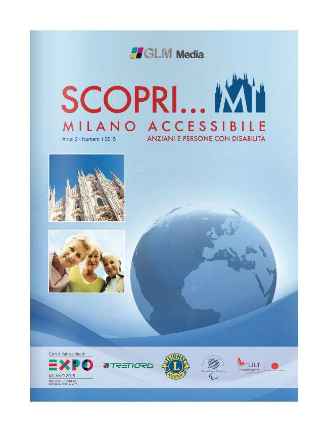 SCOPRI MILANO ACCESSIBLE