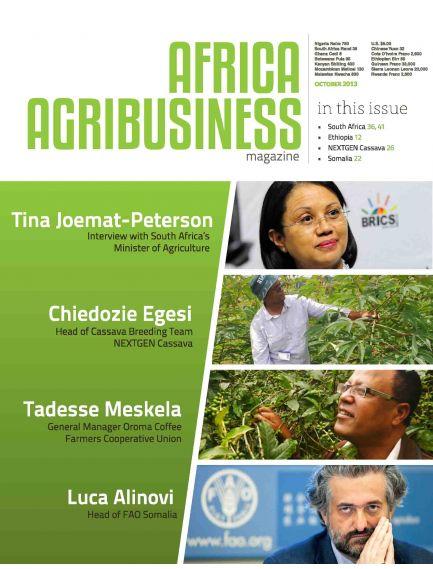 AFRICA AGRIBUSINESS