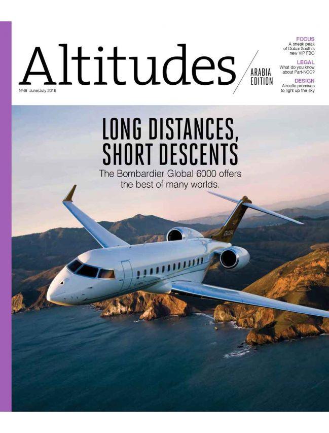 Altitudes Arabia