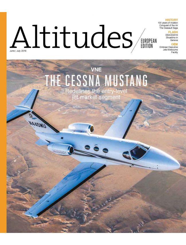 Altitudes Europe