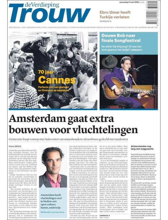 Trouw (Weekdays)