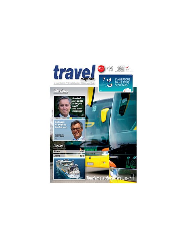 travel magazine FR