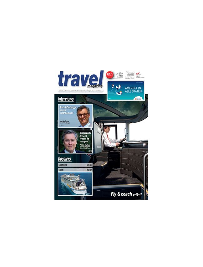 travel magazine NL