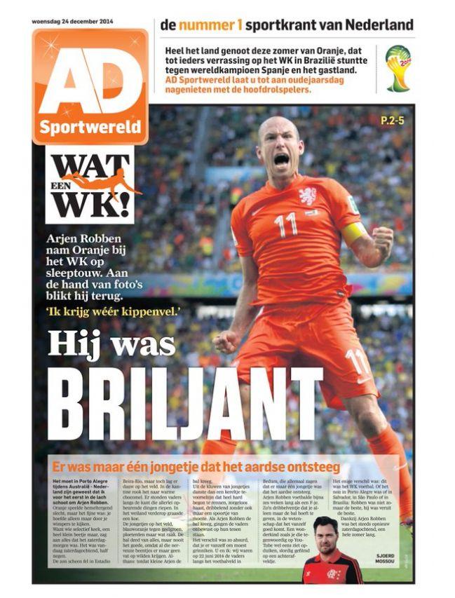 Algemeen Dagblad (AD) (Weekend)