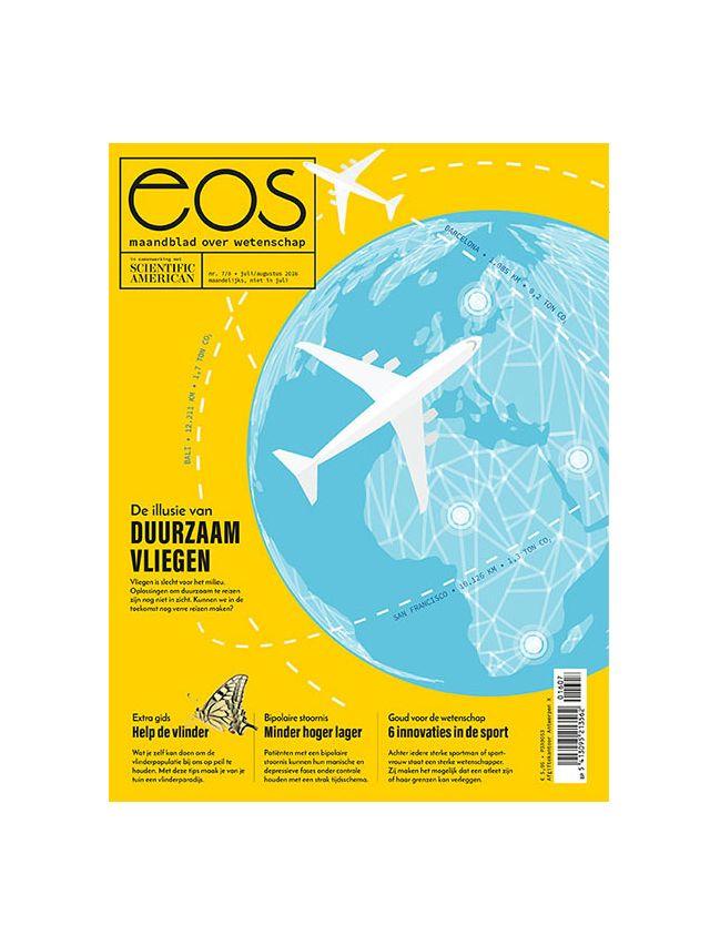 EOS maanblad over wetenschap