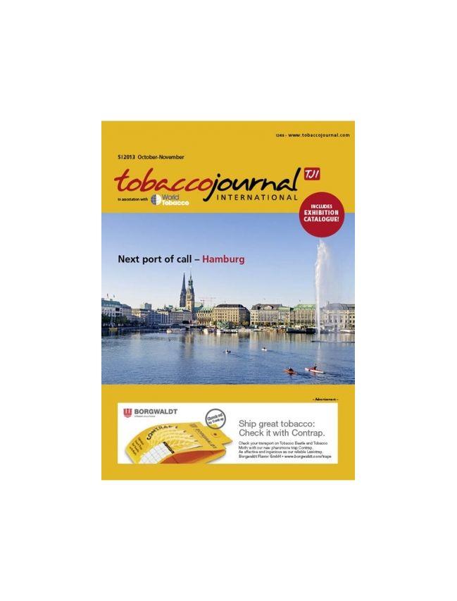 Tobacco journal INTERNATIONAL