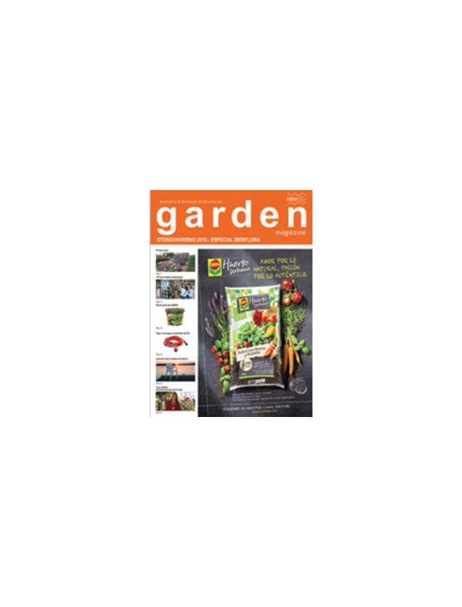 Garden magazine