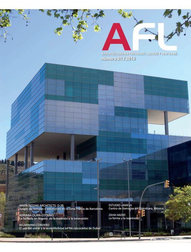 Arquitectura en Fachadas Ligeras (AFL)