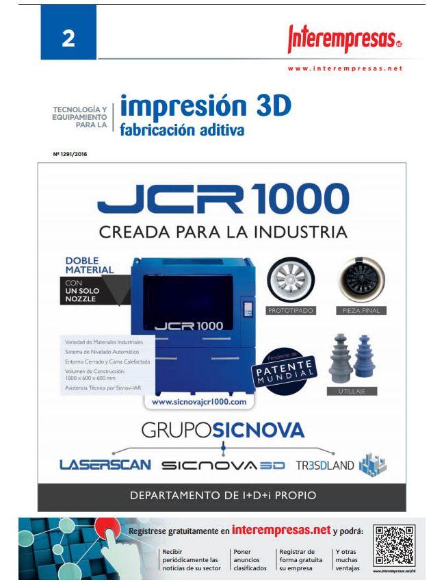 Tecnologia y Equipamiento para la impresion 3D Fabricacion aditiva