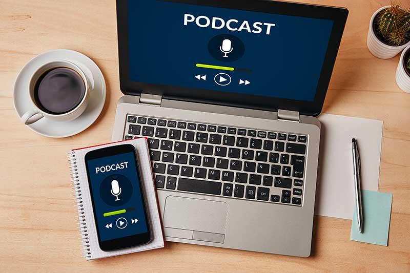 Achat publicité podcast