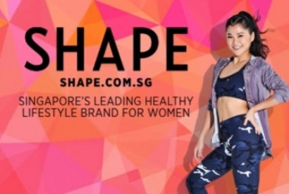 Discover Shape magazine in Singapore