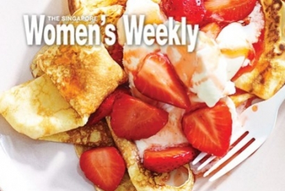 Discover the magazine Singapore Women's Weekly
